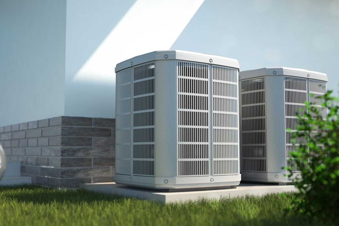 Air heat pumps with SEER rating